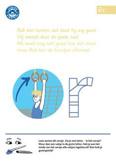 Dit werkblad helpt je met het herkennen van de letter R. Hoe vaak tel jij de letter R? Tel alle letters R en kleur iedere keer als je de letter R telt een vakje in de grote letter R. Tel je evenveel letters R als dat je vakjes kleurt? Door hiermee te oefenen, word je beter in het herkennen van letters. Die kennis heb je nodig bij het leren lezen en schrijven van woorden.