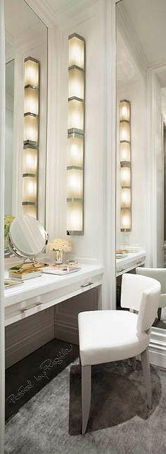 ⚜⚜ The Place to get Pretty  {vanity & closet affair} ⚜  Regilla ⚜ Una Fiorentina in California