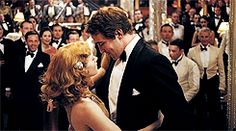 King Jackson and Queen Francesca in their younger days (Lee Pace, Miss Pettigrew Lives for a Day) ((so jealous))