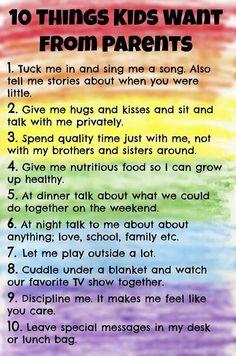 Wonderful reminder! #Parenting101