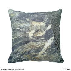 Stone and rock pillows