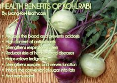 """Kohlrabi looks like a root but is actually a """"swollen stem"""" that grows above the ground."""