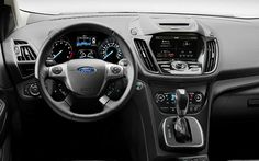 The Escape Is Ford S Compact Suv That Was All New For 2017 With A Sleek Aerodynamic Design Technology More Cargo Volume And Two Ecoboost Engines