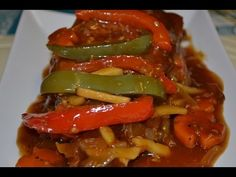 Fish Escabeche - YouTube