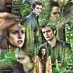 Bella and Edward @ilykstew