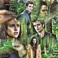 Bella and Edward @ilykstew