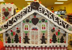 Clasen's Bakery - more than 50 years of deliciousness!