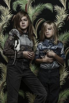 Animal Child Series   Inspire Me (these portraits are so intense!)