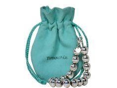 Tiffany & Co. - Beaded Bracelet - Silver
