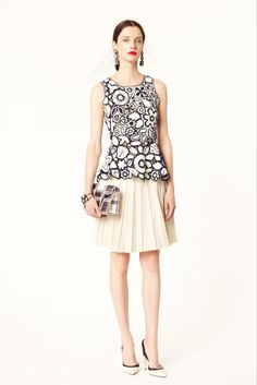 Oscar de la Renta Resort 2014 - Collection - Gallery - Style.com