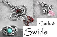 Curls & Swirls | JewelryLessons.com