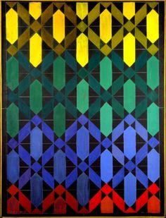 Compenetrazione iridescente n.13 Giacomo Balla, 1912