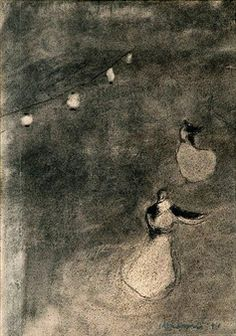 The Ball By Elvi Maarni ,1941