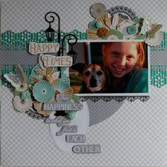 Happy Times - Elegance from Kaisercraft Scrapbook Layout Sketches, Scrapbooking Layouts, Scrapbook Pages, Clear Stamps, Scrapbooks, Mini Albums, Give It To Me, Child, Times