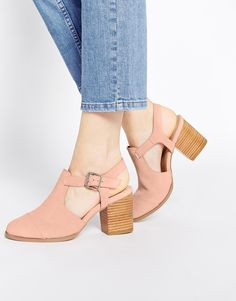 ASOS+SOUTHGATE+Heels