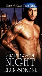 How about curling up with this sexy vampire. Read Shadows of Night. Book 2 in my Immortal Embrace Series....