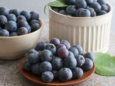 From vinaigrette to cordial to salsa: 10 ways to enjoy #blueberries that you may not have tried