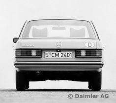 Mercedes-Benz Typ 240 D, aus dem Jahre 1976