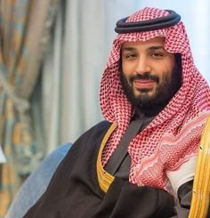 King Salman Saudi Arabia, Saudi Arabia Prince, Hair Wrap Scarf, Prince Mohammed, Arab Wedding, Mbs, Beautiful Men, Handsome, Arabic Quotes