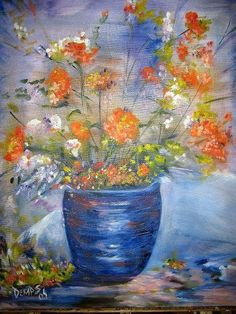 Embedded image Impressionism by Impressionist FineArtist TuckerDemps. Original oil on canvas. SOLD