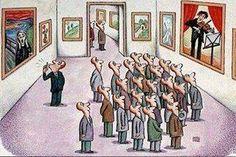 Munch Cartoon