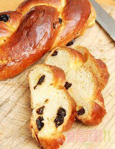 [烘焙菜鳥日誌] 全新的一年「葡萄乾辮子麵包」之拿出動力實踐夢想吧! ~ 食指大動%Food-Funs