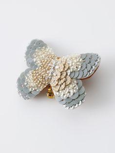 tamas's broach / タマスの帯留めブローチ | DOUBLE MAISON