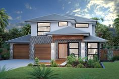 Kensington Home Designs in Make Build, West Home, Display Homes, Open Plan Living, Modern House Design, Home Builders, Facade, Family Room, New Homes