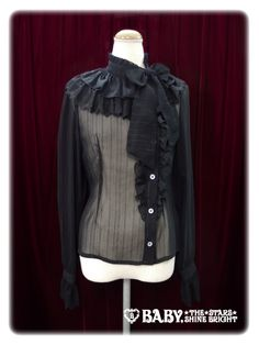 Night Ship Fantasia Blouse