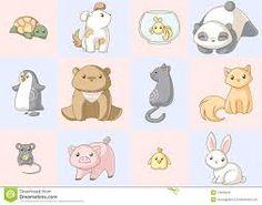 Resultado de imagen para kawaii animals