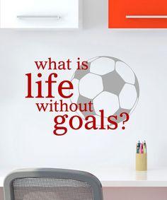 Love soccer!
