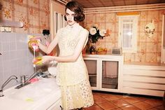 House beautiful (Grey Magazine (Italy))   ellen von unwerth