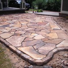 loose flagstone patio. If You Have A Loose Flagstone Patio, Do Weed Control Between The Stones. Pull Weeds Up By Roots Or Douse Them With Boiling Water. L\u2026 Patio H
