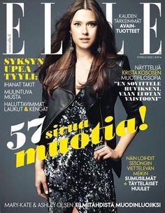 Krista Kosonen for Elle Finland September 2012