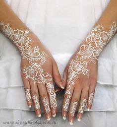 bridal henna white - Google-Suche