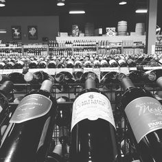 """I'm experiencing an overwhelming sense of """"kid in a candy store"""" right now... Happy #WineWednesday to all! (Can you guess what grape I went with the week?)"""