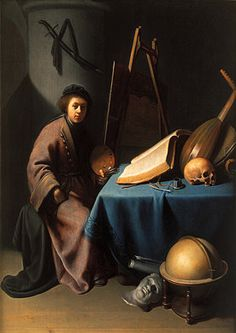art paintings by gerrit dou - Google zoeken