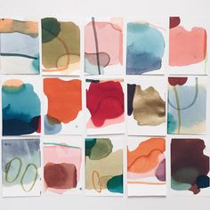 Colour play Eva Magill Oliver More