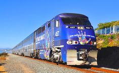 They're not the fastest trains in the country, but they still fly all over the U.S! It's Fast Diesel Trains! Come along for a look at several passenger and s...