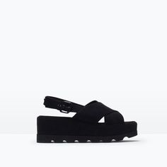 PLATFORM WEDGE-View all-Shoes-WOMAN   ZARA United States