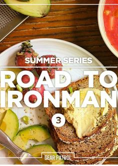 Road to Ironman: Swim, Bike, Run, Eat