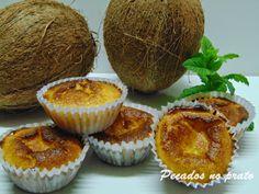 Pecados no prato: Queijadas de coco com leite condensado