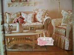 14 scale sofa with the inspiration one image by MadebyBarbara - Photobucket