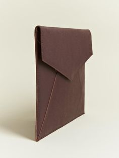 URU Men's Leather Envelope Bag | LN-CC