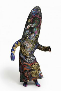 Sequined ''Sound Suit''- By Nick Cave