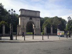 Saint Stephen's Green in Dublin