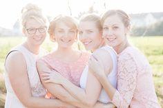 Shooting mit den besten Freundinnen - Schöne Idee für einen Junggesellinnenabschied