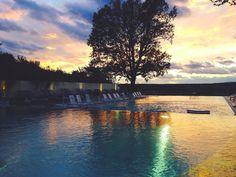 Traumhafter Sonnenuntergang im Herbst! Der Himmel spielt alle Farben! Celestial, Sunset, Outdoor, Heavens, Fall, Colors, Outdoors, Sunsets, Outdoor Games