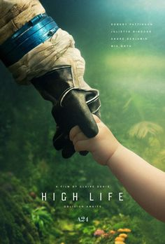 High Life Directed by Claire Denis. With Robert Pattinson, Juliette Binoche, André Benjamin, Mia Goth. A father and his daughter struggle to survive in deep space where they live in isolation. Robert Pattinson, Juliette Binoche, Denis Robert, Life Trailer, Movie Trailers, Kino Box, Netflix, Jean Reno, Isabelle Adjani