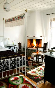 Papanikola Traditional Guest House, in Greece. more on Greek Products Abroad